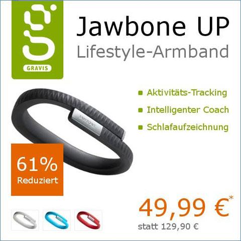 Jawbone UP für 49,99 €