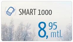 Eteleon Smart 1000 für 8,95 € im Monat