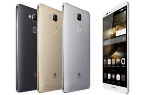 Huawei Ascend Mate 7 alle Farben