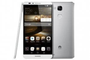 Huawei Ascend Mate 7 silber