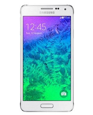 Samsung Galaxy Alpha mit Vodafone Smart M