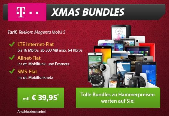 XMas-Bundles Telekom Magenta Mobil S