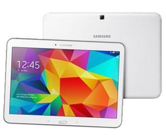 Samsung Galaxy Tab 4 (10.1) WiFi weiß
