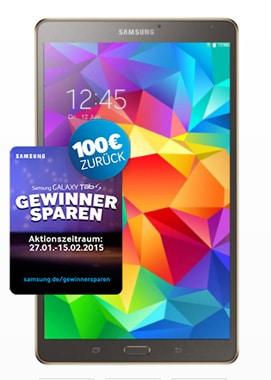 Samsung Galaxy Tab S (8.4)