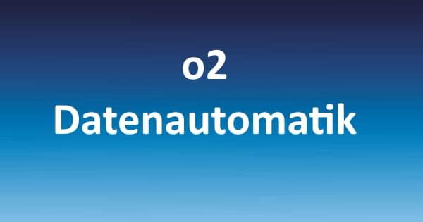 o2 Datenautomatik kündigen