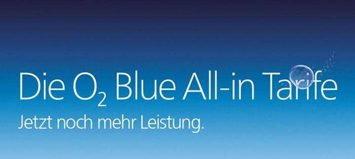 o2 Blue Datenautomatik