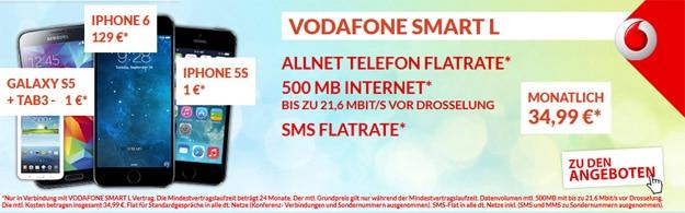 Vodafone Smart L Special Weekend