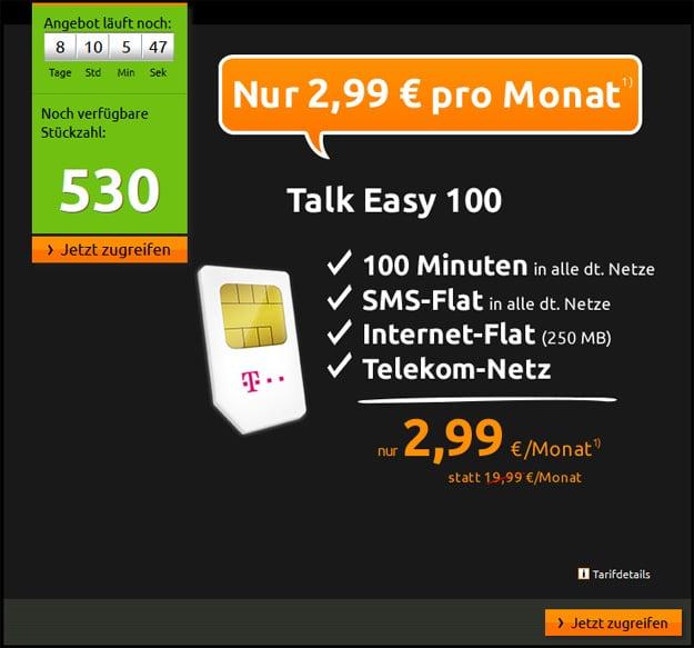 Crash Talk Easy 100 für 2,99 €