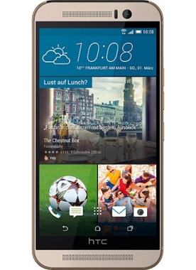 HTC One (M9) mit Business XL