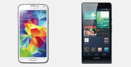 Otelo XL zum Galaxy S5 und Ascend P6