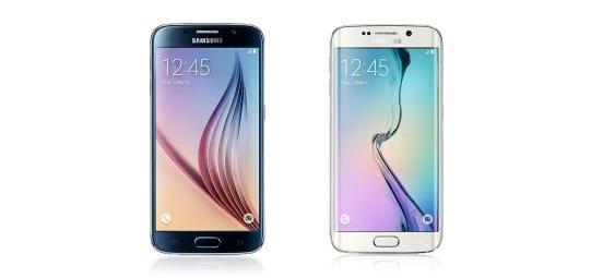 Samsung Galaxy S6 und S6 Edge mit Tarifen