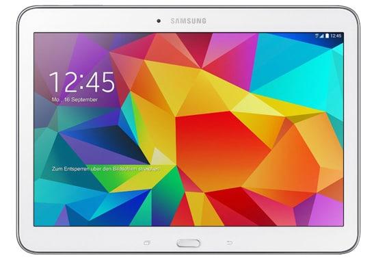Samsung Galaxy Tab 4 mit Schalke-Datenflat