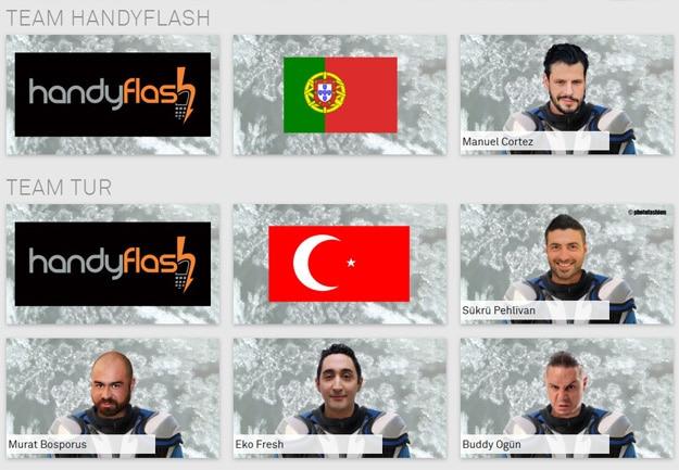 WOK-WM Team-Handyflash