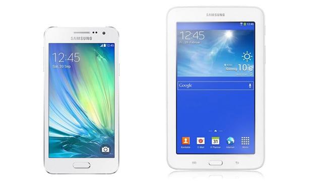 Congstar Allnet Flat S mit Samsung Galaxy A3 + Tab 3 (7.0) Lite