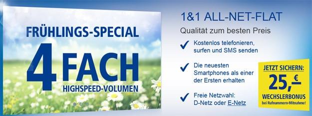 1&1 Allnet Special