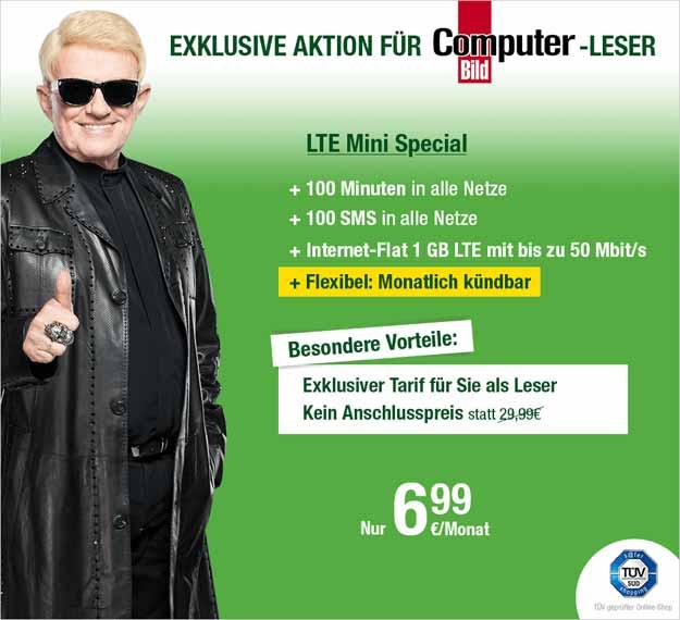 Smartmobil LTE Mini Special