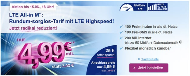 simply LTE All-in M