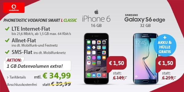 Vodafone Smart L Phonetastic