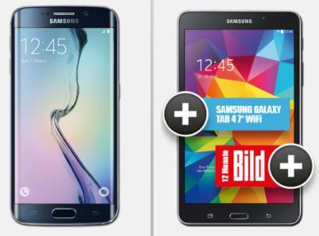 Samsung Galaxy S6 Edge Tab 4 (7.0) WiFi