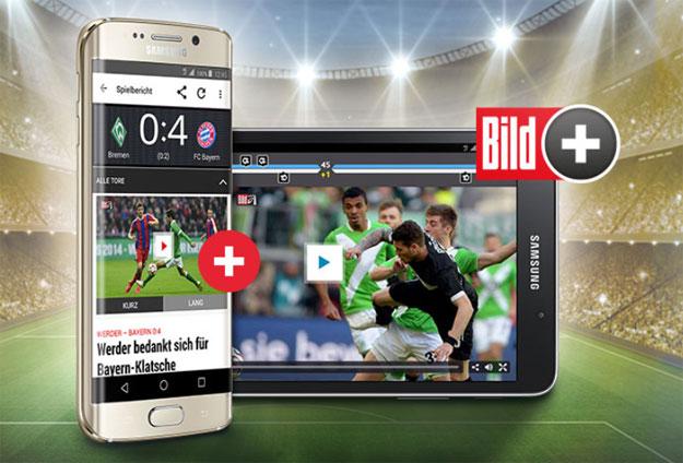 Samsung Galaxy S6 Fanbundle