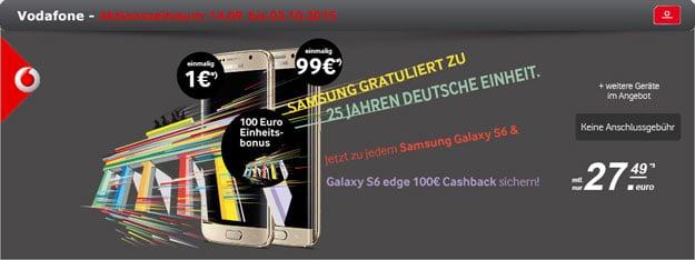 Vodafone DataGo L - Galaxy S6