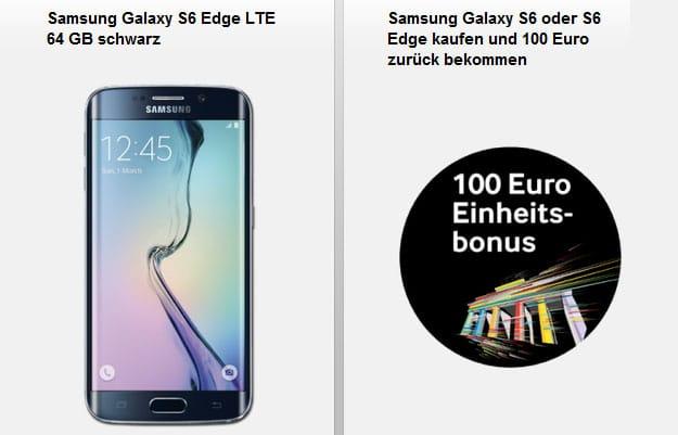 Vodafone Smart L - Galaxy S6