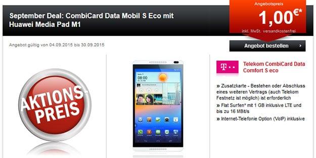Telekom CombiCard Data S eco