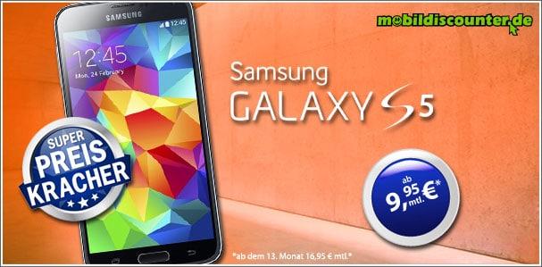 Galaxy S5 Neo mit Clever Tarif
