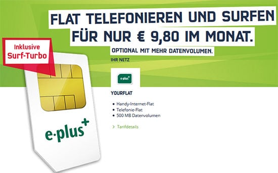 mobilcom-debitel Yourflat