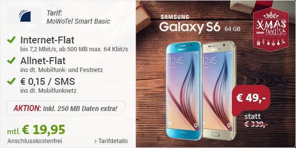 MoWoTel Samsung Galaxy S6 64GB