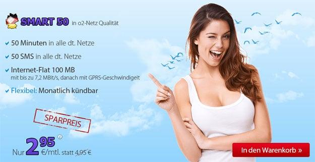DeutschlandSIM Smart 50