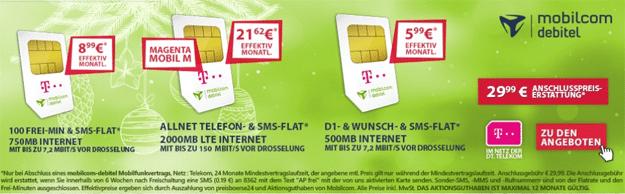 Telekom Magenta Mobil Tarife (md)