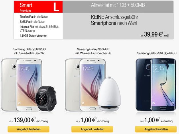 Vodafone Smart L Premium