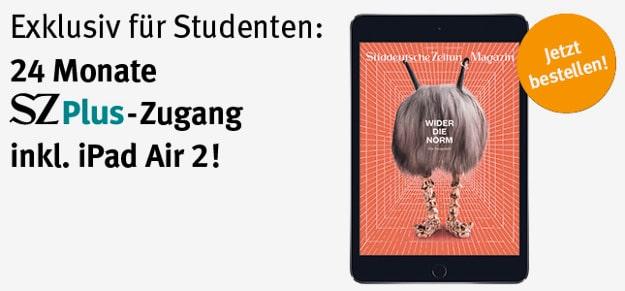 SZ Plus + iPad