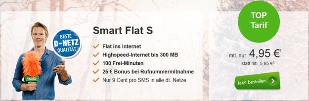 Smart Flat S für 4,95 €