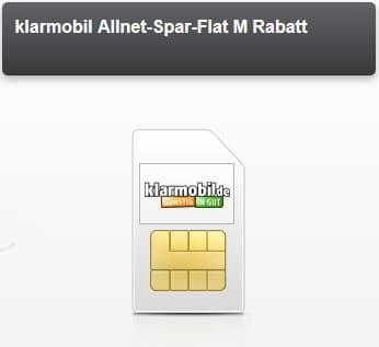 Klarmobil Allnet-Spar-Flat M