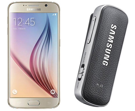 Samsung Galaxy S6 Bluetooth Adapter