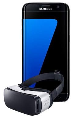 Samsung Galaxy S7 mit Gear-VR