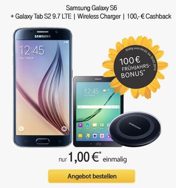 Telekom Magenta Mobil M mit Samsung Galaxy S6