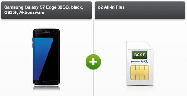 Samsung Galaxy S7 Edge + o2 All-in Plus