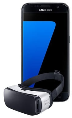 Flat 4 You md mit Samsung Galaxy S7