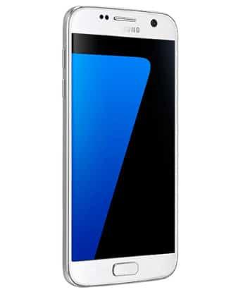 Samsung Galaxy S7 weiß