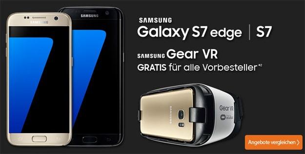 Samsung Galaxy S7 Edge mit Ay Yildiz