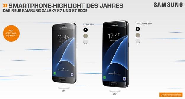 Samsung Galaxy S7 kaufen