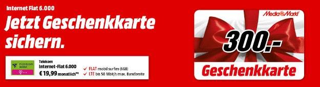 6 GB LTE Datenflat im Telekom-Netz
