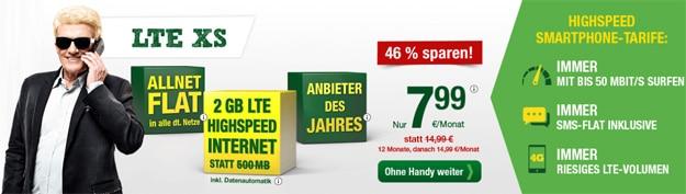 smartmobil LTE-Tarife