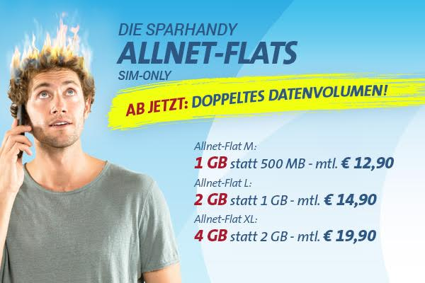 sparhandy Allnet-Flats