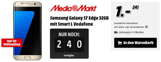 Samsung Galaxy S7 Edge + Smart L Vodafone (md)