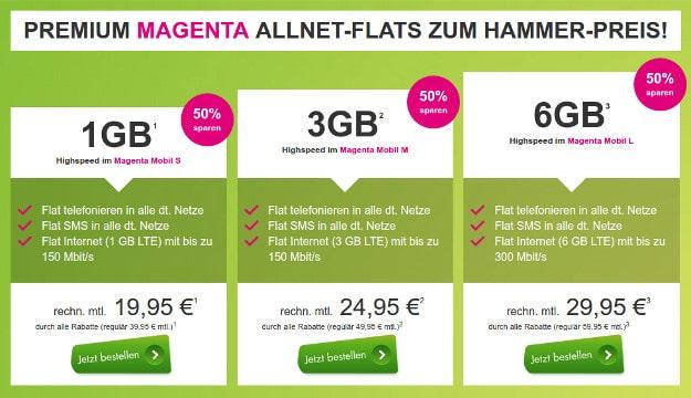 Telekom Magenta Mobil (md) sim-only