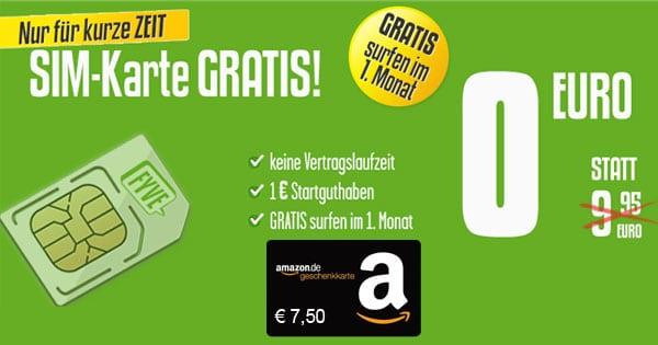 FYVE-Amazon-Gutschein